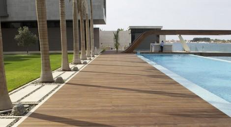 Parchet lemn exterior